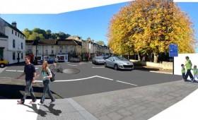 Widcombe Parade Public Realm Design