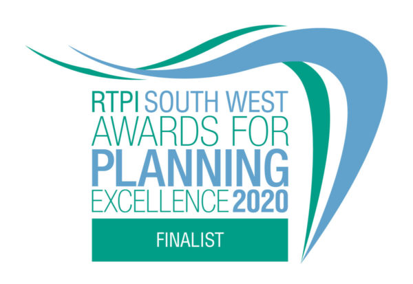 THREE projects shortlisted for a planning award!