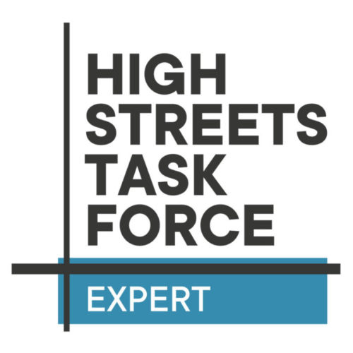 We have a High Streets Task Force Expert on our team…