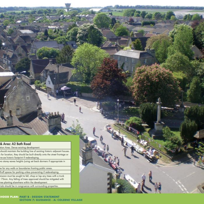Community Design Statements and Neighbourhood Plans